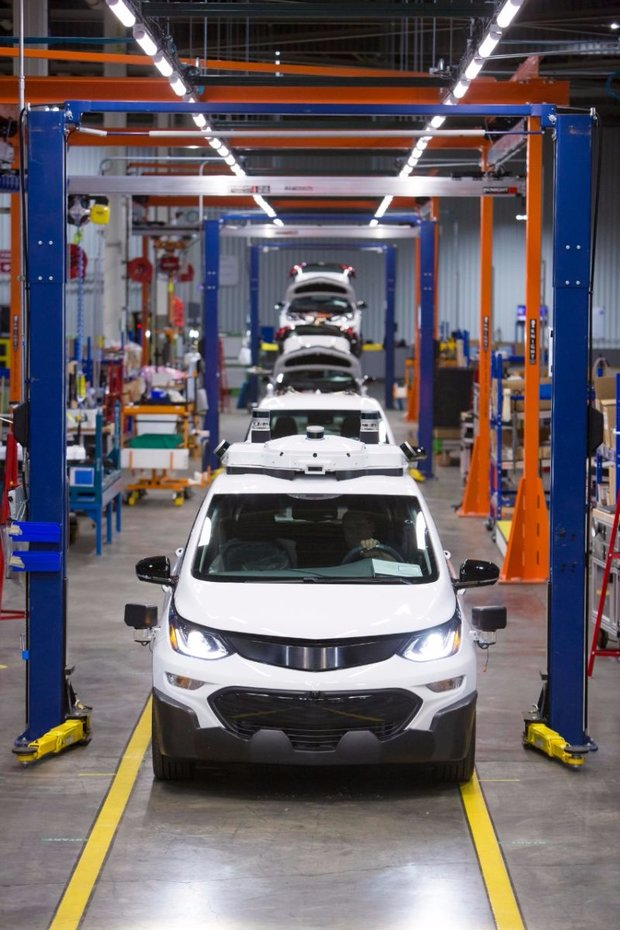 GM no longer wants any accidents or congestion