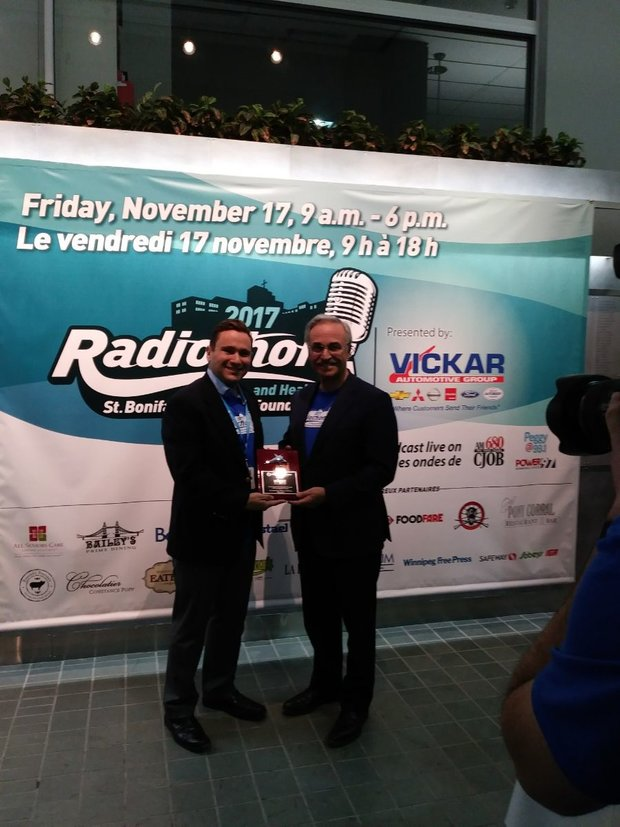 2017 Radiothon of Hope and Healing