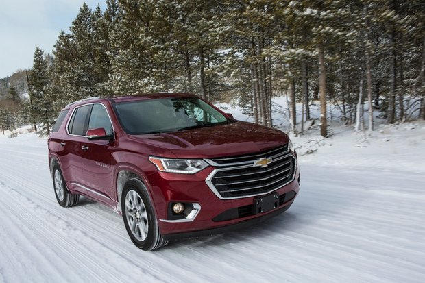 Chevrolet Winter Driving Tips