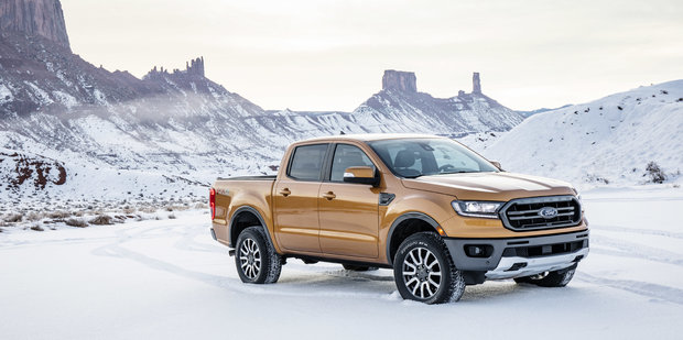 The Ford Ranger Is Back