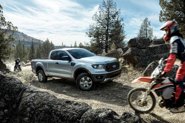 Ford introduces brand new 2019 Ford Ranger in Detroit