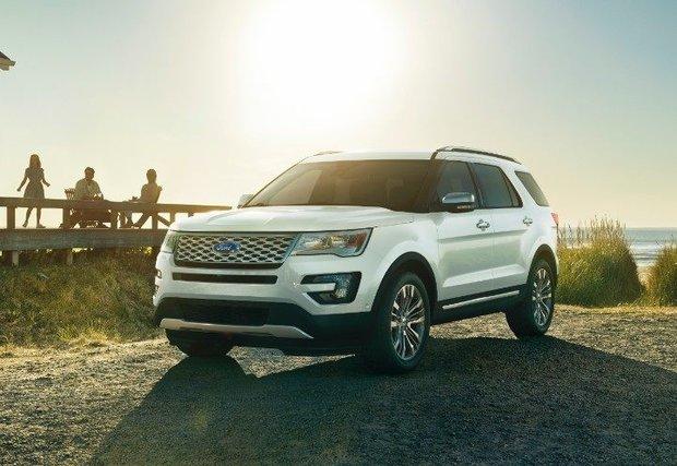 2018 Ford Explorer: Adventure Comes Standard