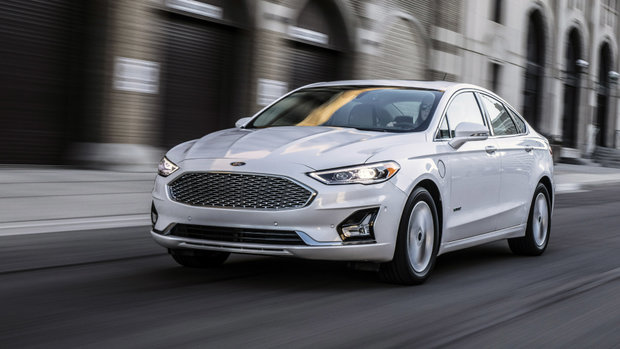 2019 Ford Fusion gets a host of upgrades