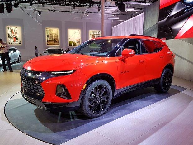 2019 Chevrolet Blazer: It's back!
