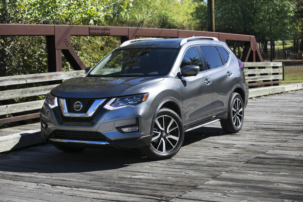 2018 Nissan Rogue: Best-selling in Canada