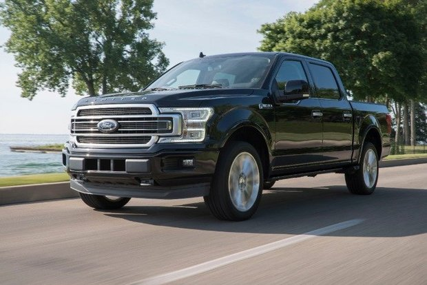 2018 Ford F-Series SuperDuty: Built for the Toughest Jobs