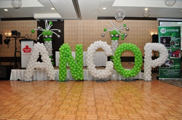 Evening in the Philippines: ANCOP Gala Night