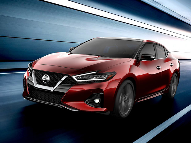 The 2019 Nissan Maxima will bow in Los Angeles