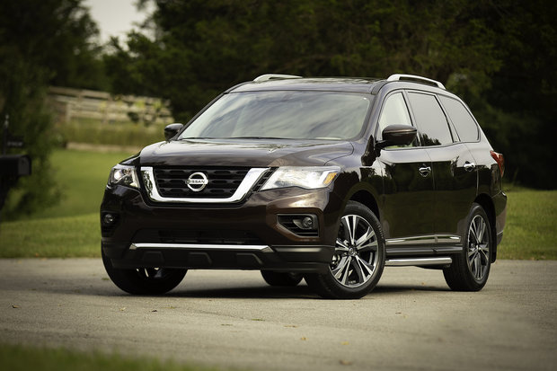 The 2019 Nissan Pathfinder is here for your family