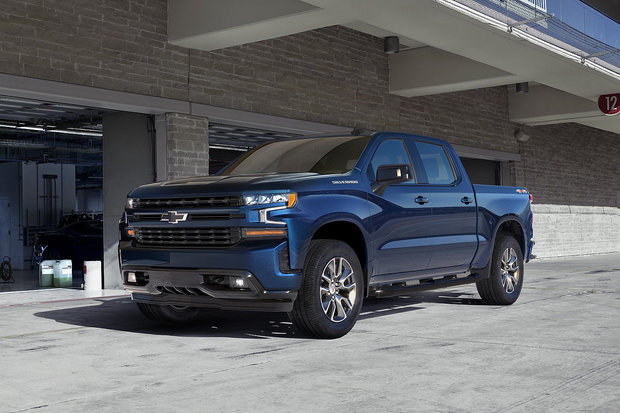 The 2019 Chevrolet Silverado reviews are out