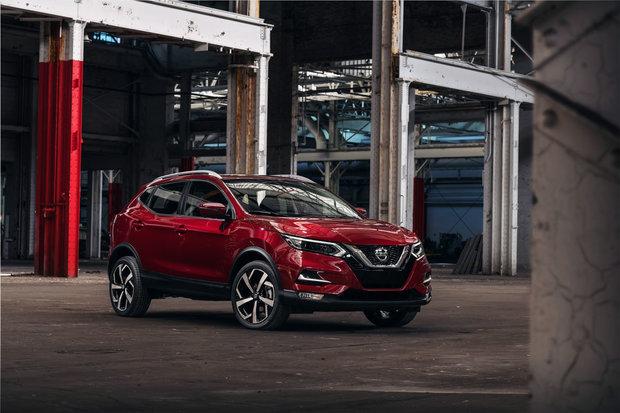 The 2020 Nissan Qashqai receives a host of improvements
