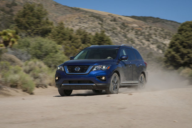 The 2019 Nissan Pathfinder: Perfect for Families