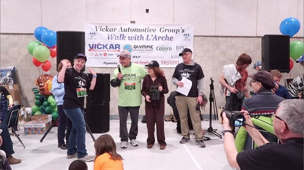 The 15th annual Vickar Automotive Group's Walk with L'Arche
