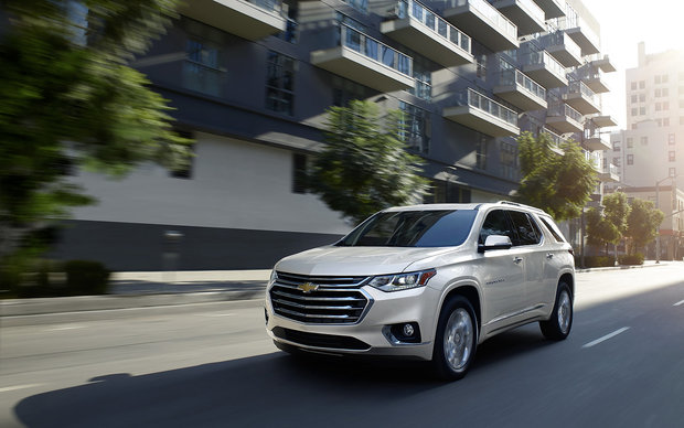 2019 Chevrolet Traverse: The Manly Answer to a Wagon