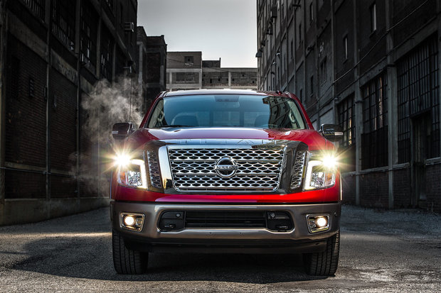 2019 Nissan Titan: Climbing to the Top of the Pickup Mt Olympus