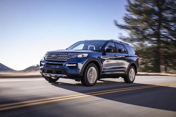 2020 Ford Explorer: Adventure Reimagined