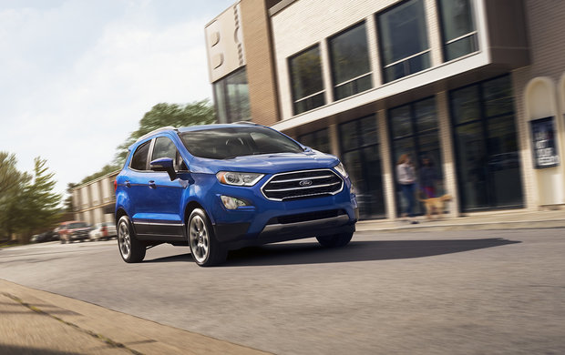 2019 Ford EcoSport: The Compact Crossover You've Been Waiting For
