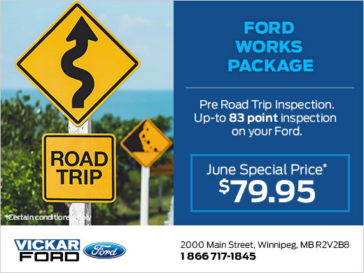 Ford The Works >> 79 95 Ford Works Package Pre Road Trip Inspection Chez