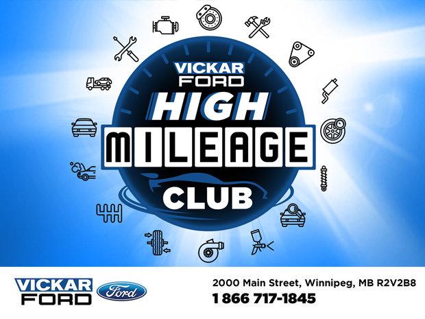 Vickar Ford High Mileage Club