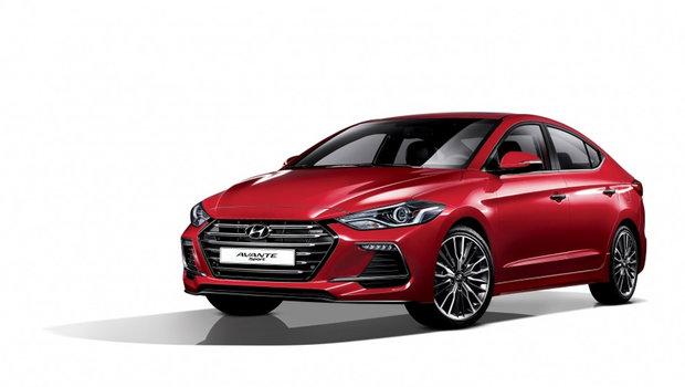 Hyundai Elantra Sport 2017 : le sourire derrière le volant