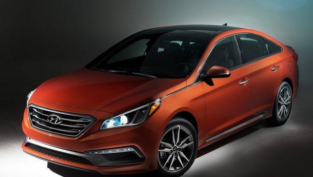 La nouvelle Hyundai Sonata 2015 arrive!