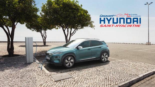 Un autre véhicule électrique dévoilé chez Hyundai