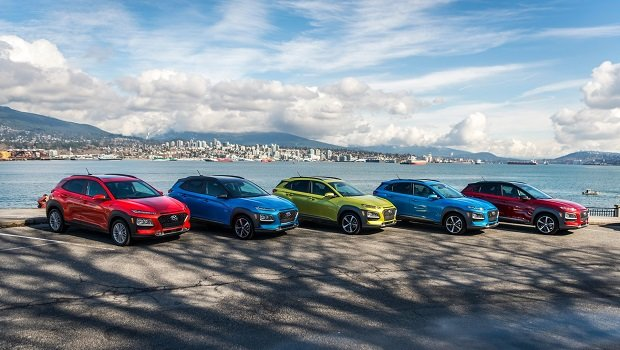 Hyundai Kona 2018 : digne d'un podium