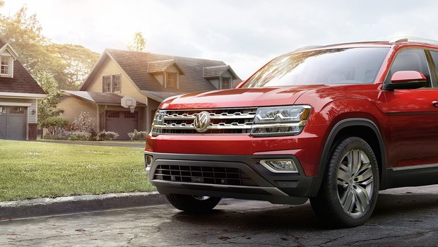 2019 VW Atlas - The Alpha of SUVs