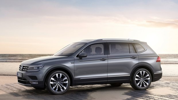 new collection delicate colors available Three Things to Know About the New 2018 Volkswagen Tiguan ...