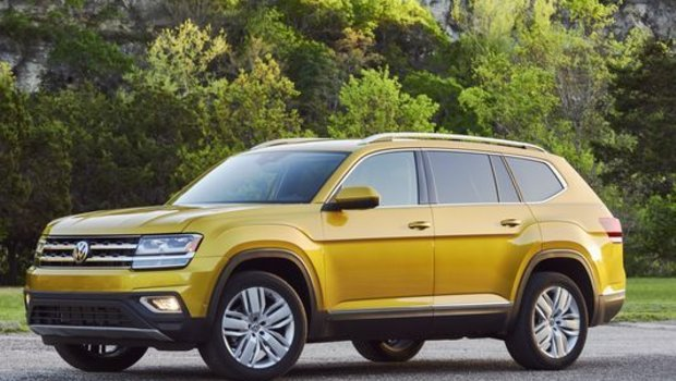 Let's look at how the 2018 Volkswagen Atlas stacks up to the Nissan Pathfinder and Honda Pilot