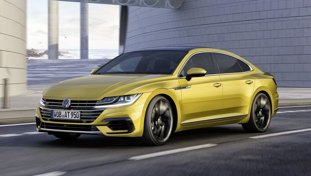 The 2018 Volkswagen Arteon will be coming to Canada