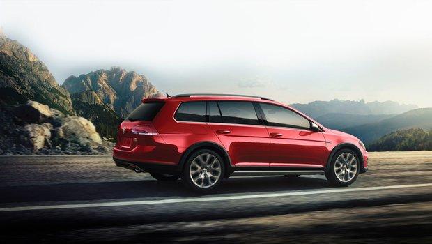 Polyvalence et performance avec la Volkswagen Golf Alltrack 2018