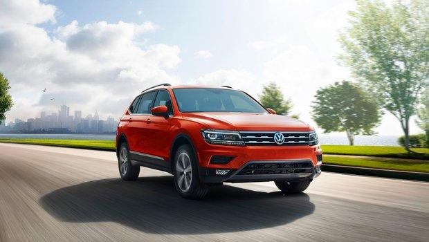 Volkswagen Tiguan 2018 : un des rares à sept passagers