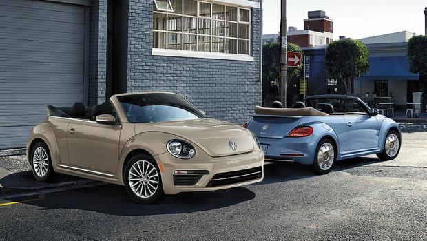 Volkswagen dit adieu à la Beetle avec l'édition Wolfsburg 2019
