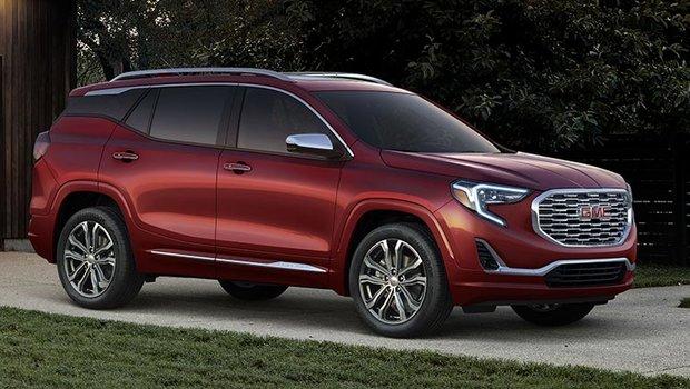 New Gmc Terrain >> The All New Gmc Terrain Has Been Revealed 440 Chevrolet