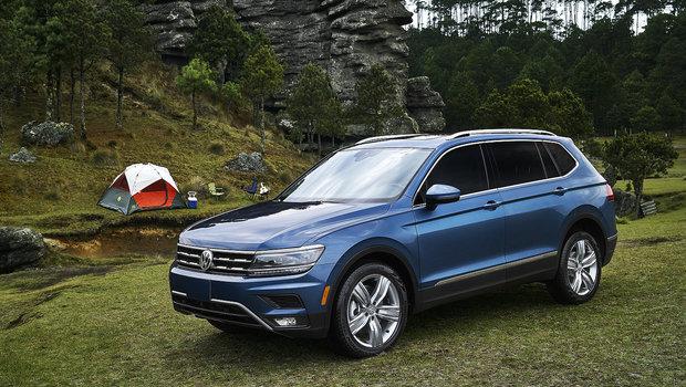 Pourquoi acheter un Volkswagen Tiguan 2019?