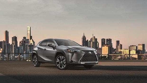 WORLD DEBUT OF THE LEXUS UX, A NEW GENRE OF CROSSOVER
