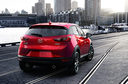 The 2017 Mazda CX-3: the Fuel-Efficient Sport Utility Vehicle