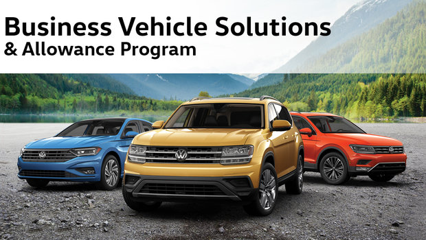 Business Vehicle Solutions & Allowance Program