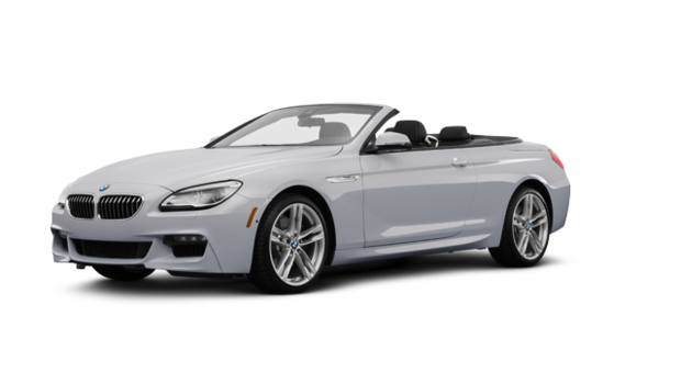 2017 BMW 6 Series Cabriolet 650i XDrive