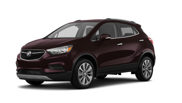 2017 buick encore preferred starting at 25995 0 gm ile perrot. Black Bedroom Furniture Sets. Home Design Ideas