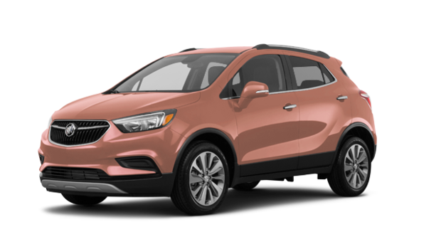 2017 Buick Encore Preferred Starting At 25995 0 Gm Ile Perrot