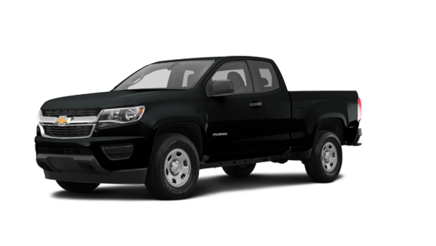 Chevrolet Colorado WT 2017