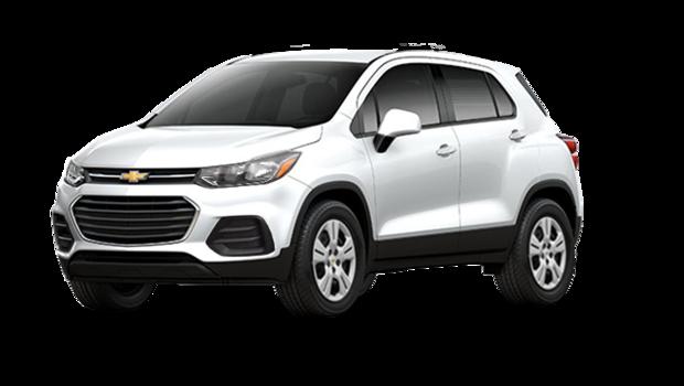 2017 Chevrolet Trax LS - Starting at $21795.0 | Grenier Chevrolet ...