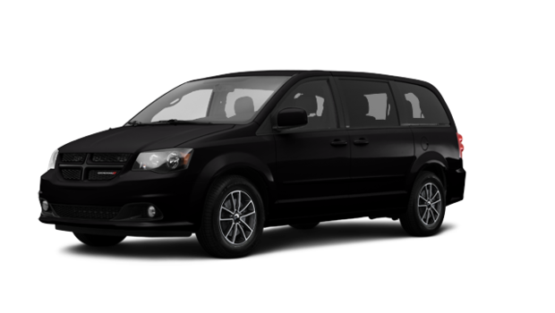 Dodge Grand Caravan BLACKTOP 2017