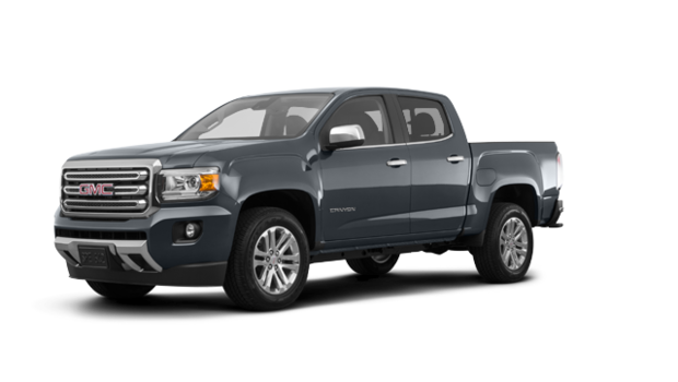 2017 GMC Canyon SLT