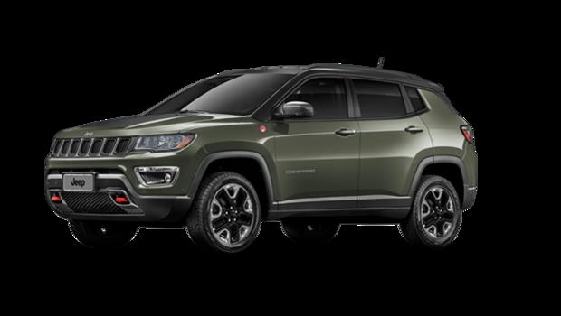 jeep tout nouveau compass trailhawk 2017 partir de. Black Bedroom Furniture Sets. Home Design Ideas