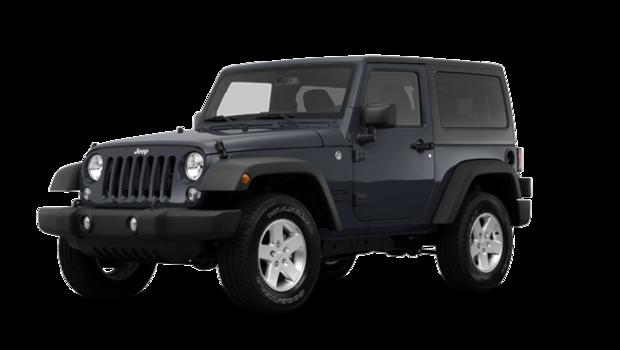 jeep wrangler sport 2017 partir de 30490 0 grenier chrysler dodge jeep. Black Bedroom Furniture Sets. Home Design Ideas