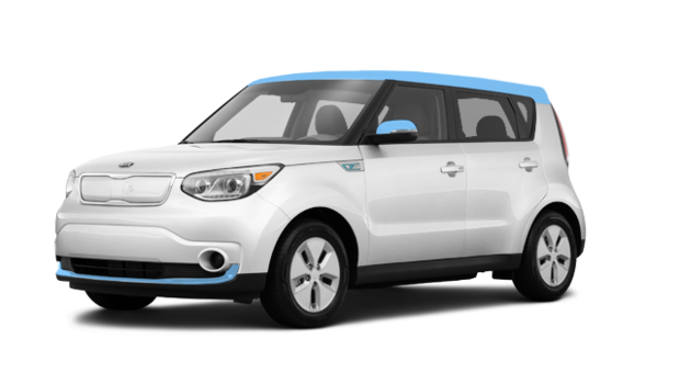 2017 Kia Soul EV EV