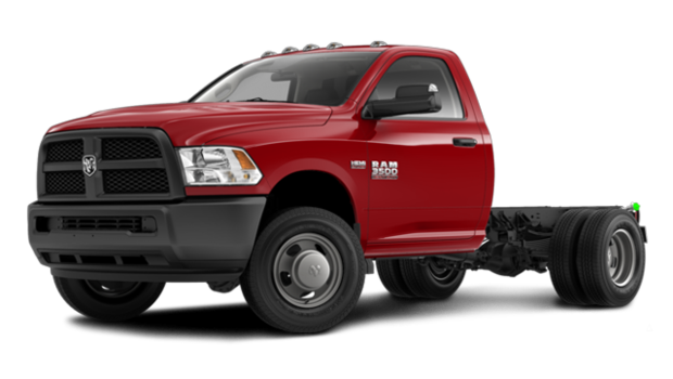 2017 RAM Chassis Cab 3500 ST